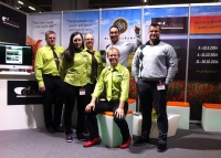 BlackSeaRama Golf & Villas attended the Golf Expo Finland 2014