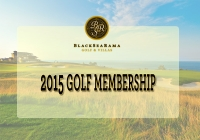 2015 BlackSeaRama Golf Membership is now available