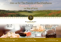 Friends of BlackSeaRama Spring Edition on May 2