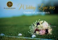 Save the date: BlackSeaRama Wedding Expo 11 October 2015