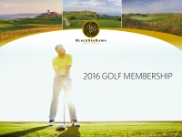 2016 Golf Membership is now available