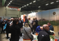 BlackSeaRama attended Golf Expo Finland 2016