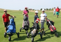 Junior Tournament for the end of Kids' Golf Academy 2016