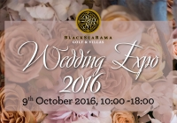 Save the date: BlackSeaRama Wedding Expo 9 October 2016