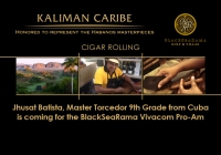 Master Torcedor from Cuba is coming for the BlackSeaRama Vivacom Pro-Am