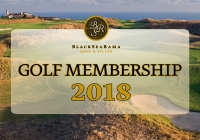 2018 Golf Membership is now available