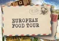 European Food Tour at Clubhouse Bistro
