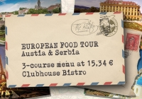 European Food Tour to Austria and Serbia