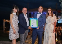 BlackSeaRama Golf & Villas received a Green Energy Certificate
